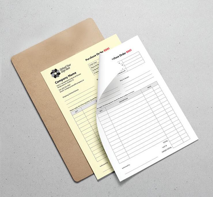 single-bill-book